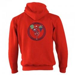 Sweatshirt SANS Surnom Red